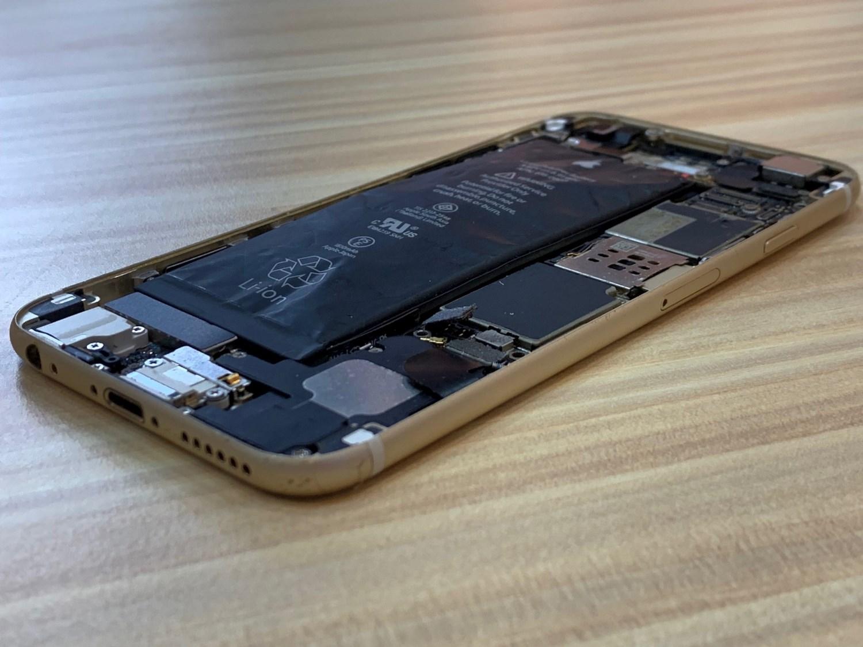 iPhone電池膨脹|iPhone換電池|iPhone電池維修