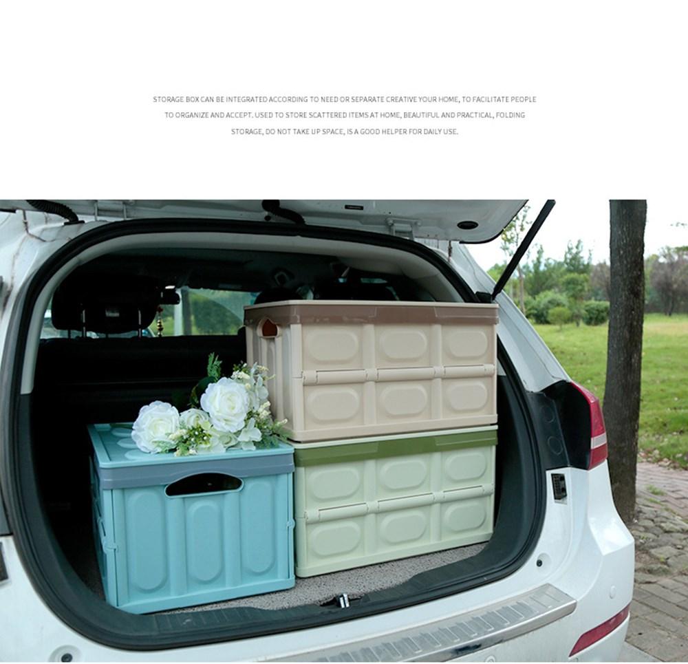威奈時尚魔法摺疊收納箱。