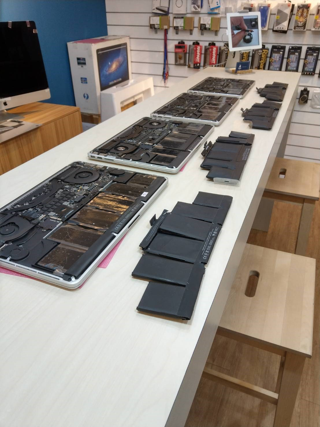 Mac電池維修